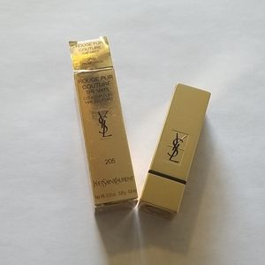 YSL Rouge Couture Shade 205